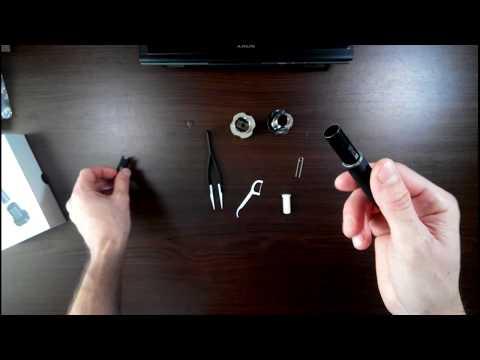 IQOS, разобрать и не сломать, обзор инструмента для разборки iqos дома