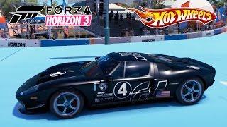 Hot Wheels Carrinho Ford GT Gran Turismo - Forza Horizon 3 PC Gameplay