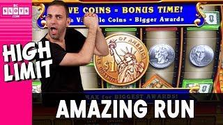 Baixar ⏫ HIGH LIMIT ⏫ w/ CRAZY Money 🤪 An AMAZING Run Today! 🏃 ✦ BCSlots