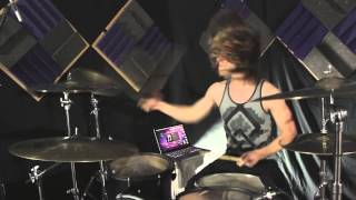 Dylan Wood - Wiz Khalifa - No Sleep (Drum Cover)