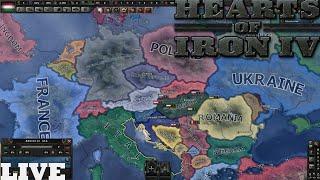 Hearts of Iron IV LIVE - Modern Day Mod: Magyarország