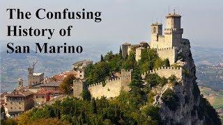 The Confusing History Of San Marino