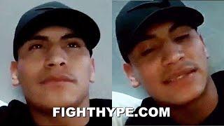 "VERGIL ORTIZ PREDICTS ERROL SPENCE VS. DANNY GARCIA; BREAKS DOWN ""WAY DIFFERENT"" FIGHT"