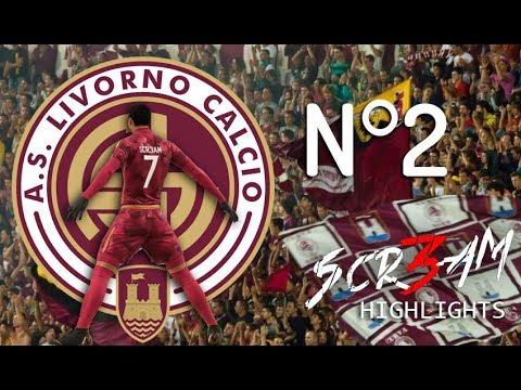 [AS Livorno eSports] Scr3am HighLights FIFA 18 Pro CLub 11v11   10-4-2018 -- 18-4-2018