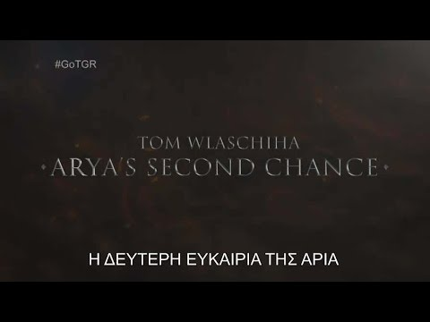 Game of Thrones VI, Tom Wlaschiha  Arya's Second Chance