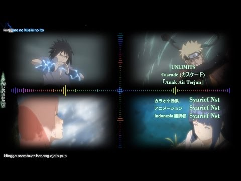 UNLIMITS-Cascade【TV SIZE】【Spectrum PV】【Subtitle Indonesia + Lirik Karaoke】