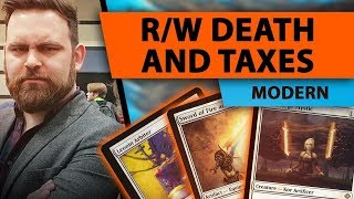 R/W Death and Taxes in Modern | Channel PleasantKenobi