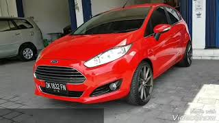 All New Ford Fiesta Sport AT 2013