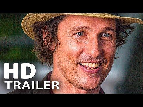 GOLD - Trailer German Deutsch (2017) Matthew McConaughey