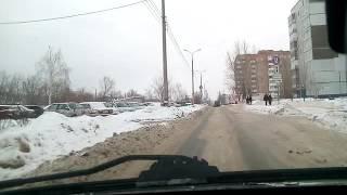 Жизнь города. Тольятти посленовогодний