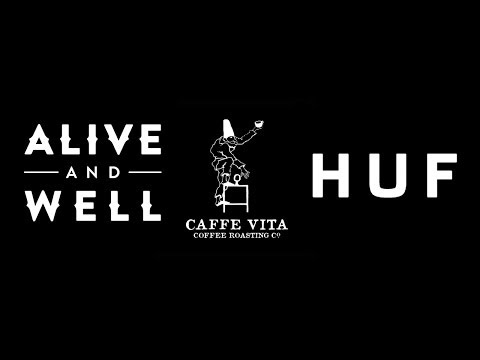 Alive & Well x Huf x Caffe Vita: Capsule Collection Video