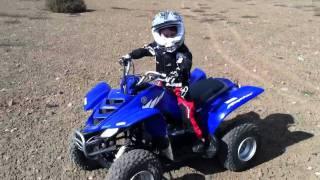 Yamaha raptor 50cc
