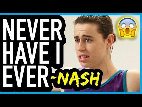 NEVER HAVE I EVER - NASH GRIER