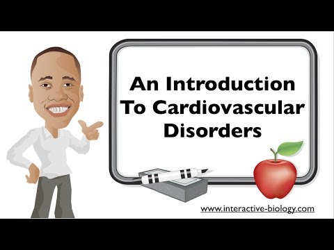 An Introduction To Cardiovascular Disorders (Lecture)