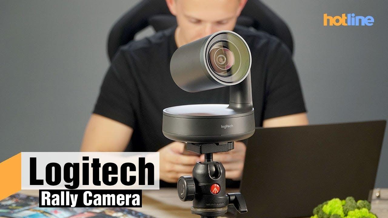 Logitech Rally Camera — камера для видеоконференцсвязи с новыми  возможностями