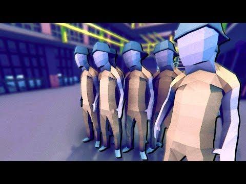 S&39;ENFUIR de PRISON en montant un GANG - Dude Simulator 3