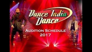 Dance India Dance 2017 Audition || New-Delhi || Remo D'souza