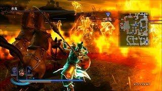 PS3 無双OROCHI2 アルティメット 長篠の戦い・改変後 (Nagashino) 難易...