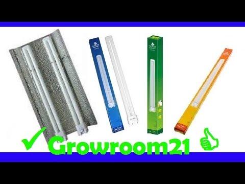 stromsparende grow beleuchtung lampe neon anschluss growroom21 youtube. Black Bedroom Furniture Sets. Home Design Ideas