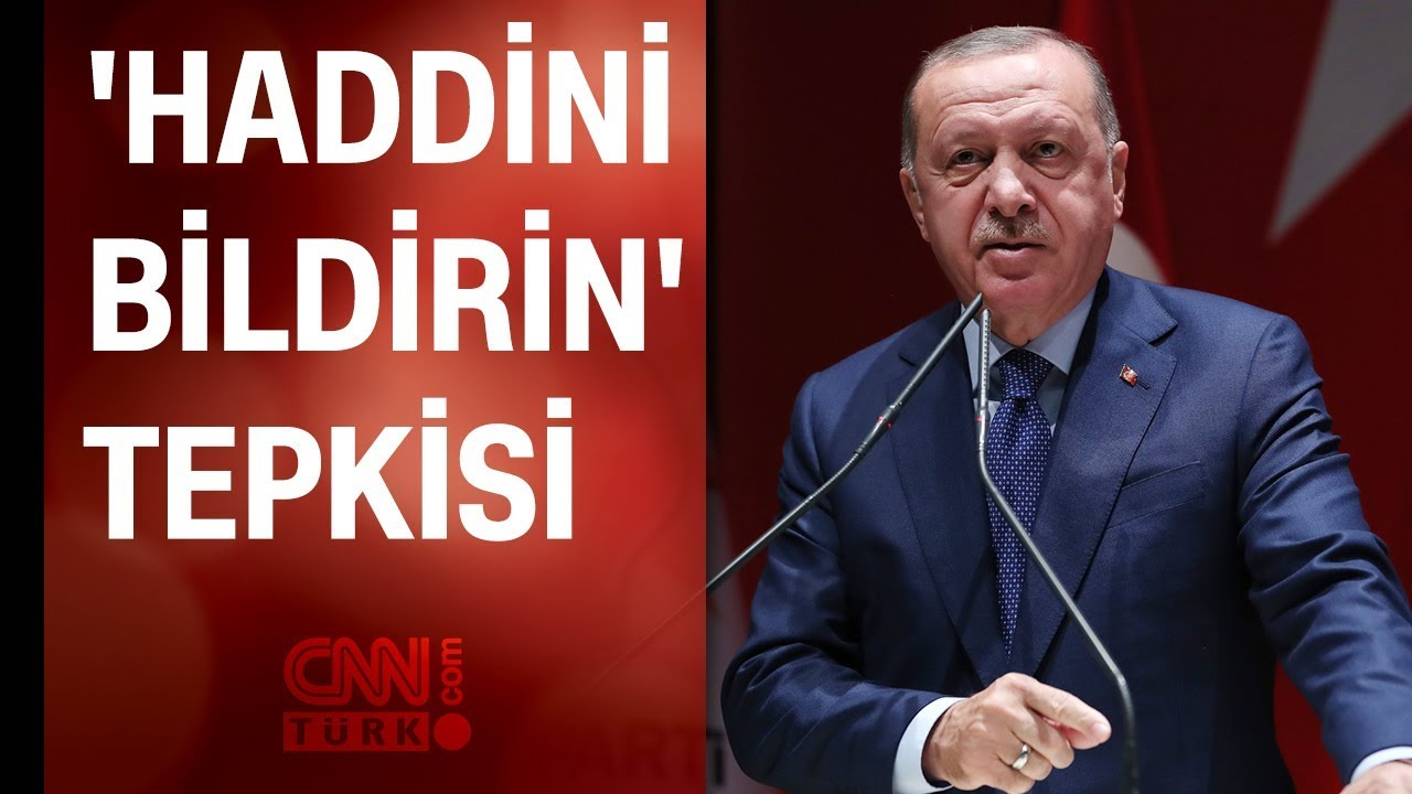 Cumhurbaşkanı Erdoğan: Susmak diye bir şey yok gereğini yapın