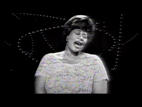 "Ella Fitzgerald ""My Last Affair"" on The Ed Sullivan Show"