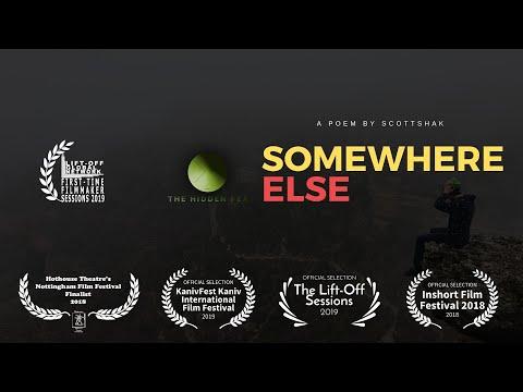 Somewhere Else - A Poem by Scottshak