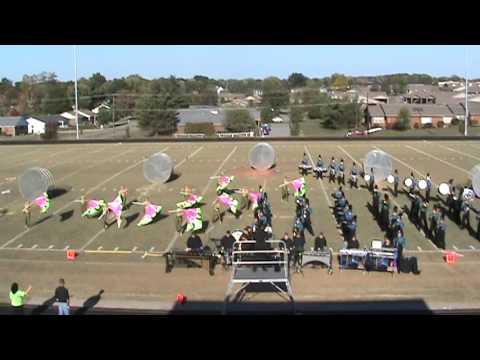 North Laurel Band 2008
