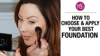 How to Choose and Apply Your Best Foundation | Makeup Geek