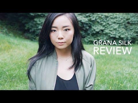 ALL ABOUT SILK: Grana Review | Grana Vs. Everlane Vs. Equipment | LvL