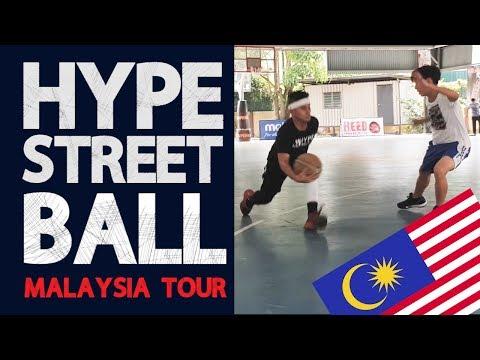 Hype Streetball Tour - Malaysia