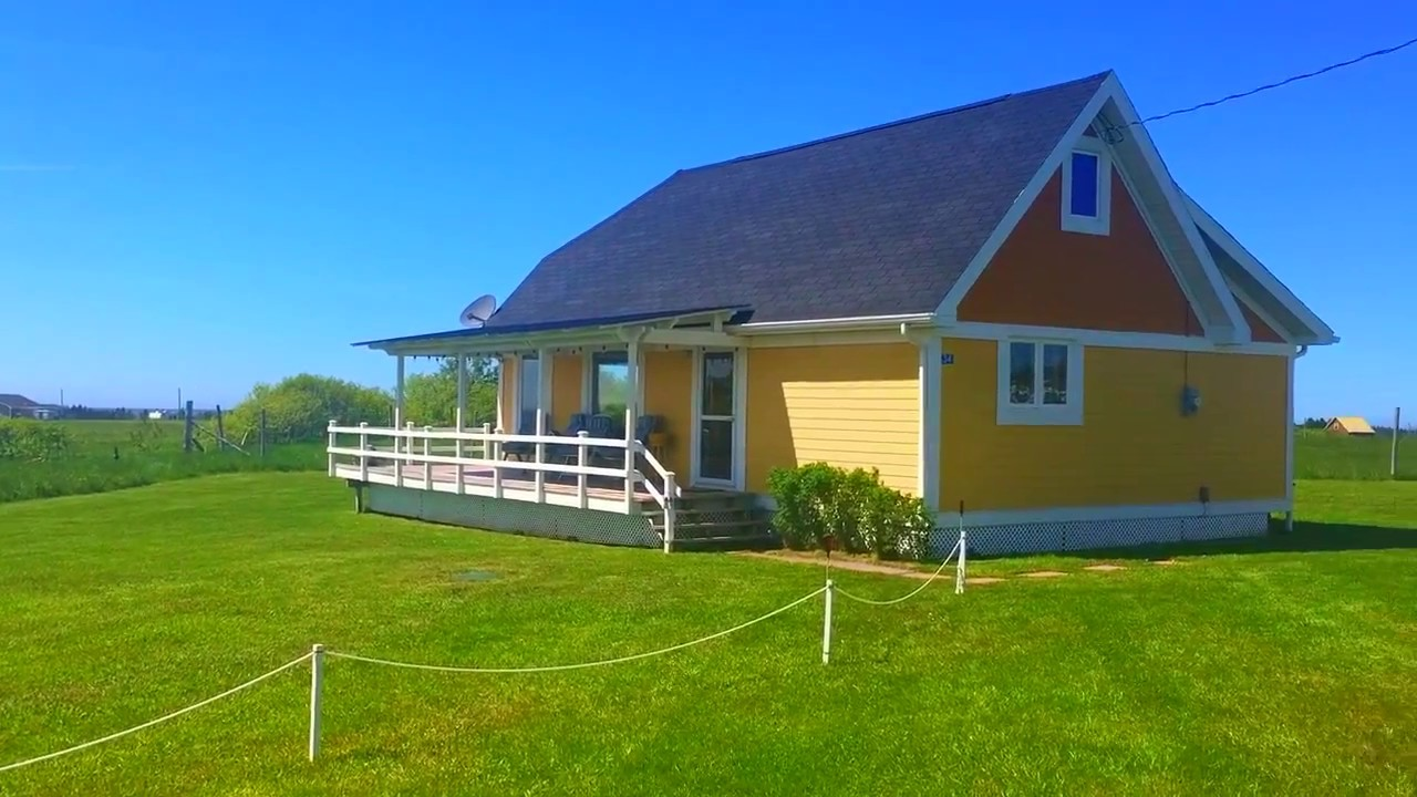 The Dutch Chalet Pei Vacation Rental Youtube