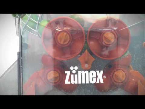 PRESSE ORANGE ZUMEX SPEED