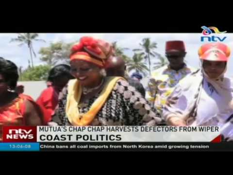 Coast politics: Leaders urged to chart common political destiny