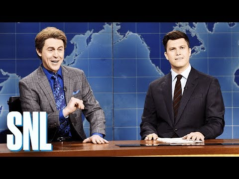 Weekend Update: Film Critic Terry Fink's Spring Movie Review - SNL