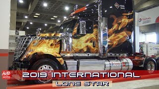 2019 International Lone Star  - Exterior And Interior - ExpoCam 2019