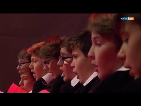 """Dresdner Kreuzchor """"Ihr Kinderlein kommet"""" Der Dresdner Kreuzchor feiert Weihnachten (MDR 25.12.15)"""