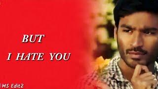 Girl Love Failure Whatsapp Status , Tamil Kutty , MS EditZ