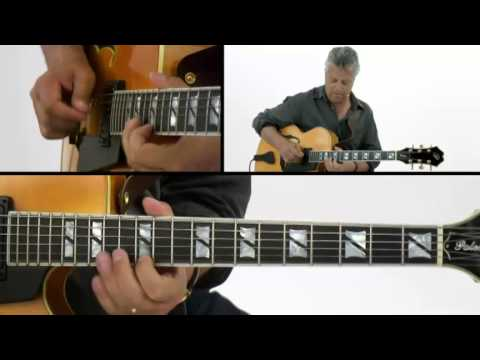 Smooth Jazz Guitar Lesson - #31 Funky Joint - Paul Brown