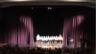 Kühnův dětský sbor - koncert 5.12.2010, fullHD