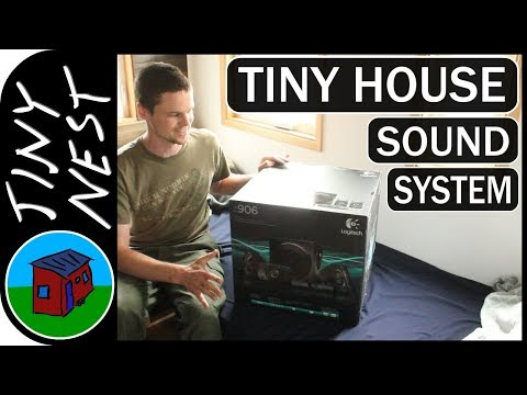 Tiny Home Entertainment System (Ep.73)