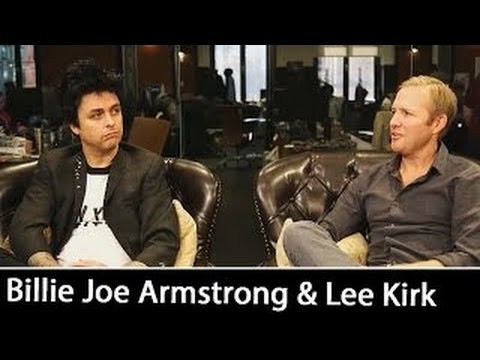 Billie Joe Armstrong & Lee Kirk on 'Ordinary World' Interview | October 2016