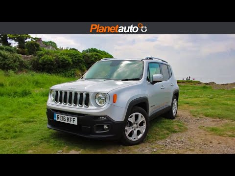 Jeep Renegade 2017 Review And Road Test Youtube