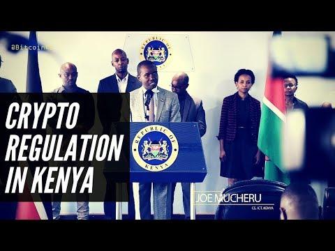 There is No Cryptocurrency Regulation in Kenya - Joe Mucheru, CS, ICT, Kenya