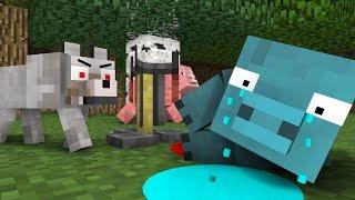 Pig Life 4 - Minecraft Animation