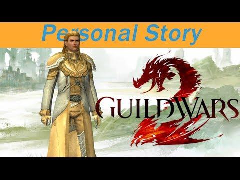 GW2 Personal Story Ranger - Elliot (Human) Part 1