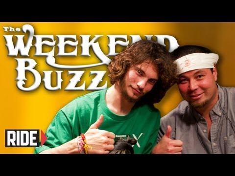 Torey Pudwill & Tim Gavin Talk Big Bang, Limp Bizkit & Street League: Weekend Buzz ep. 6