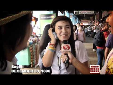 WOTL: Nasa Puso Natin Si Rizal