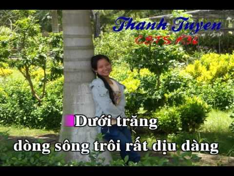 Đêm Gành Hào Nghe Điệu Hoài Lang - Karaoke - Rainbow89