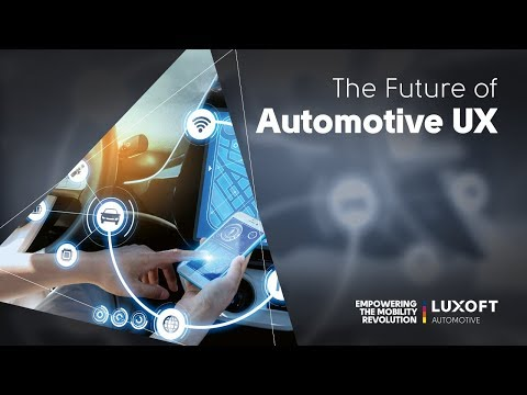 The Future of Automotive UX, Webinar with Preissner