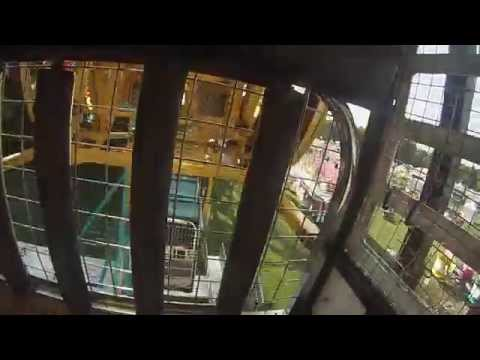 ZIPPER RIDE - GoPro Hero View - Italian American Festival (Ocean Township NJ) - New Jersey Travel